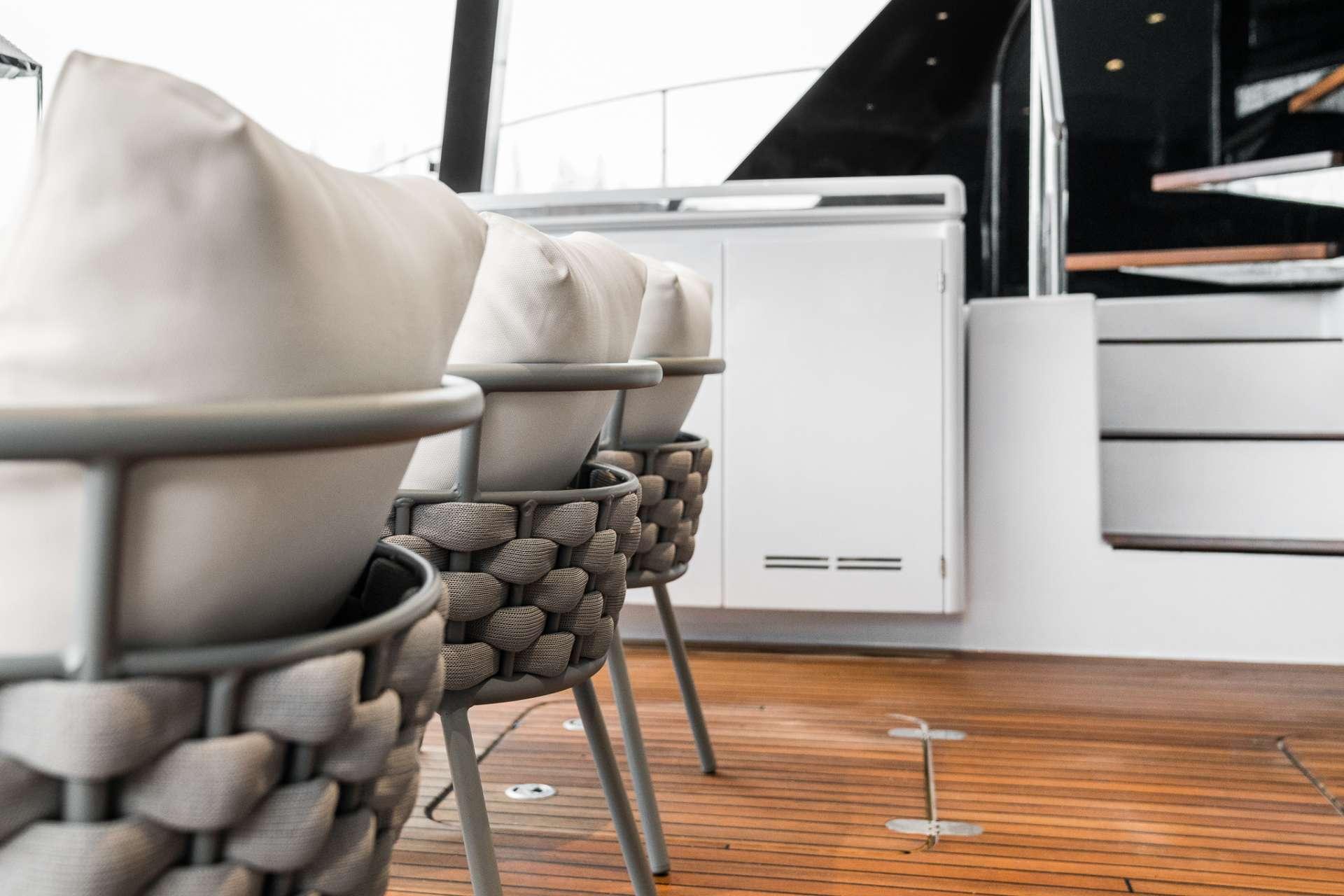 Catamaran Charter Oca