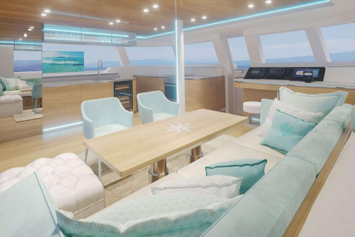 Catamaran Charter Tiril