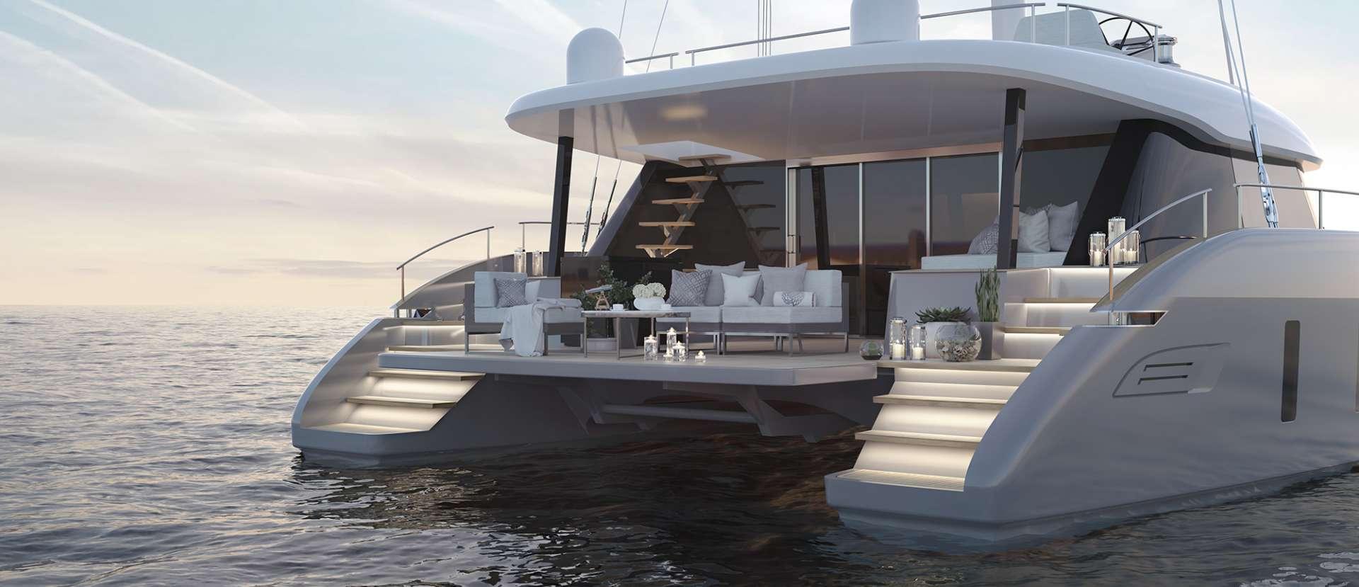 Catamaran Tiril