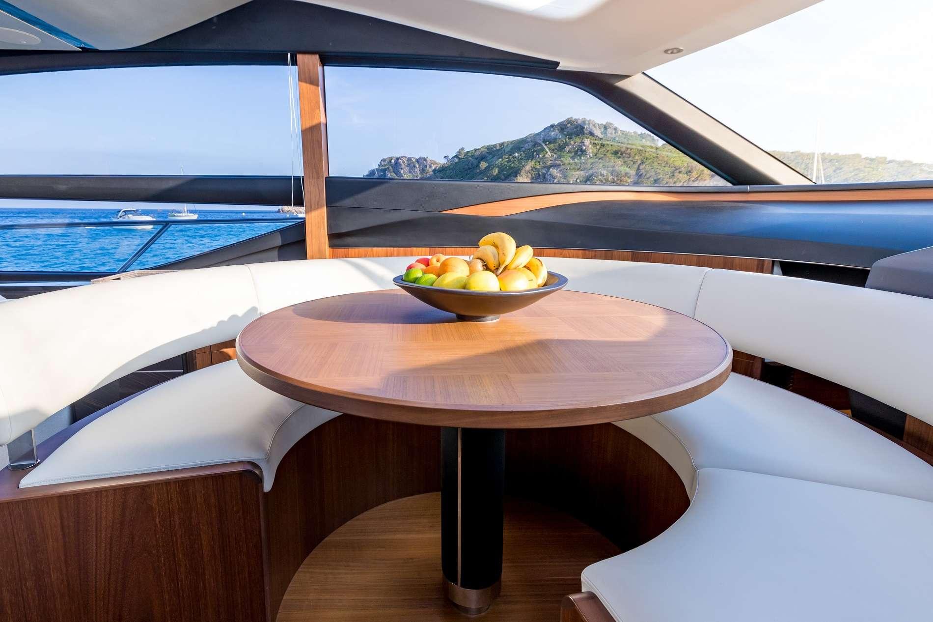motor yacht NELENA