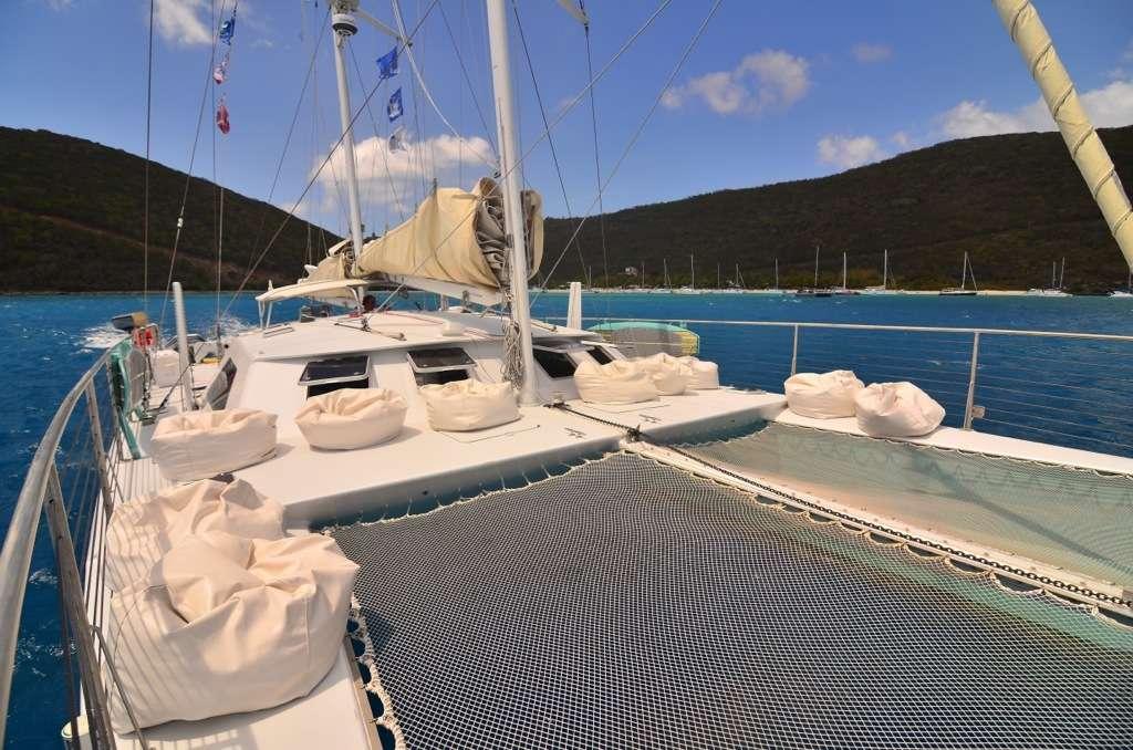 Sailing Yacht Heron
