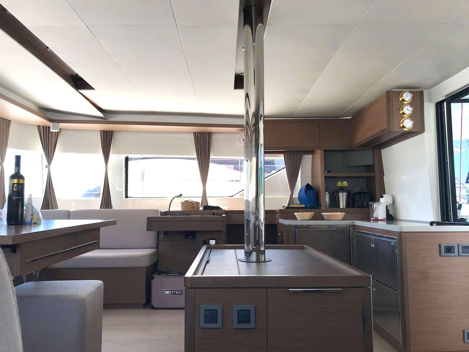 Catamaran Charter Katka (lagoon 50)