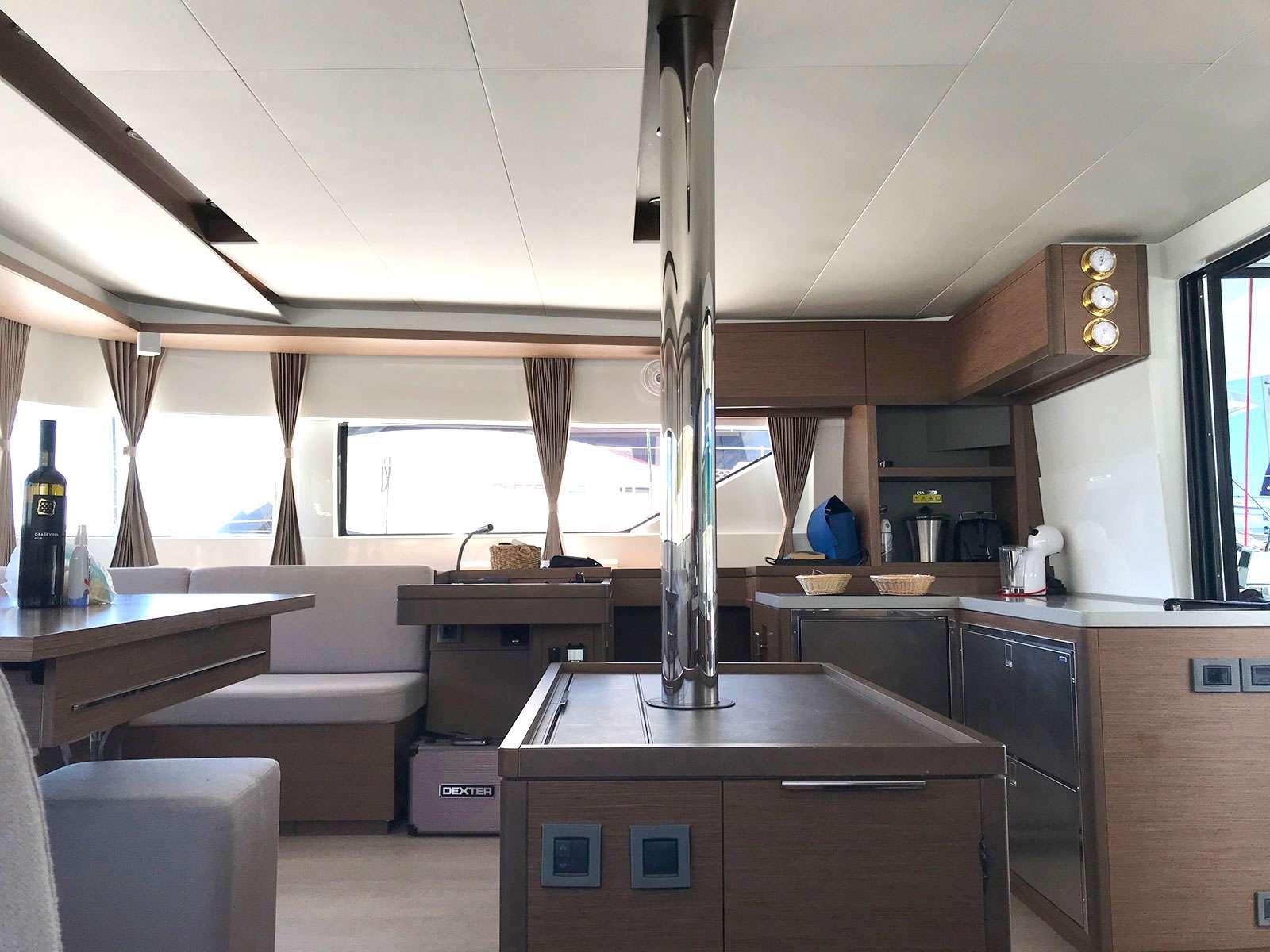 Catamaran Charter Adriatic Leopard (lagoon 50)