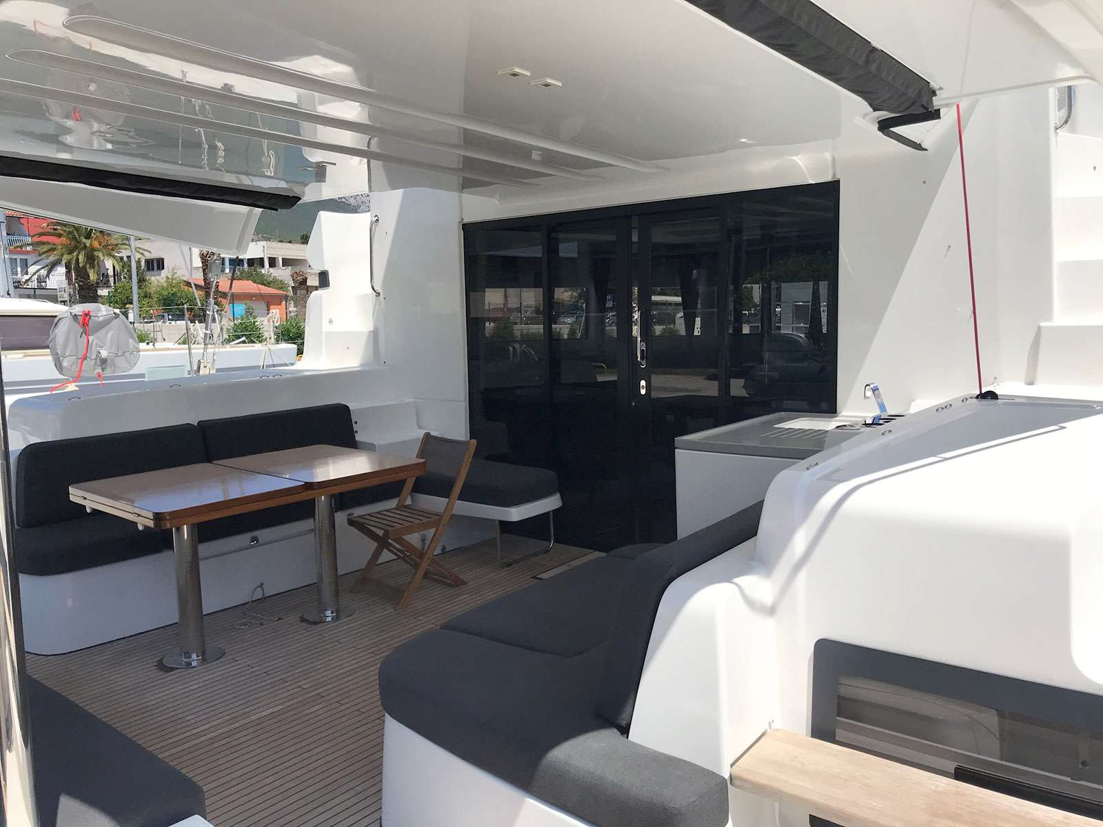 Sailing Yacht Adriatic Leopard (lagoon 50)