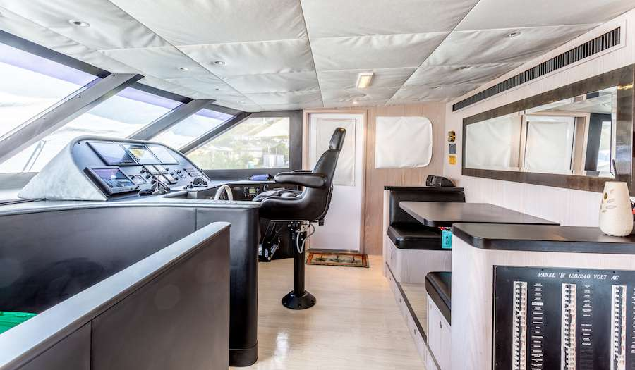 motor yacht PRIME TIME