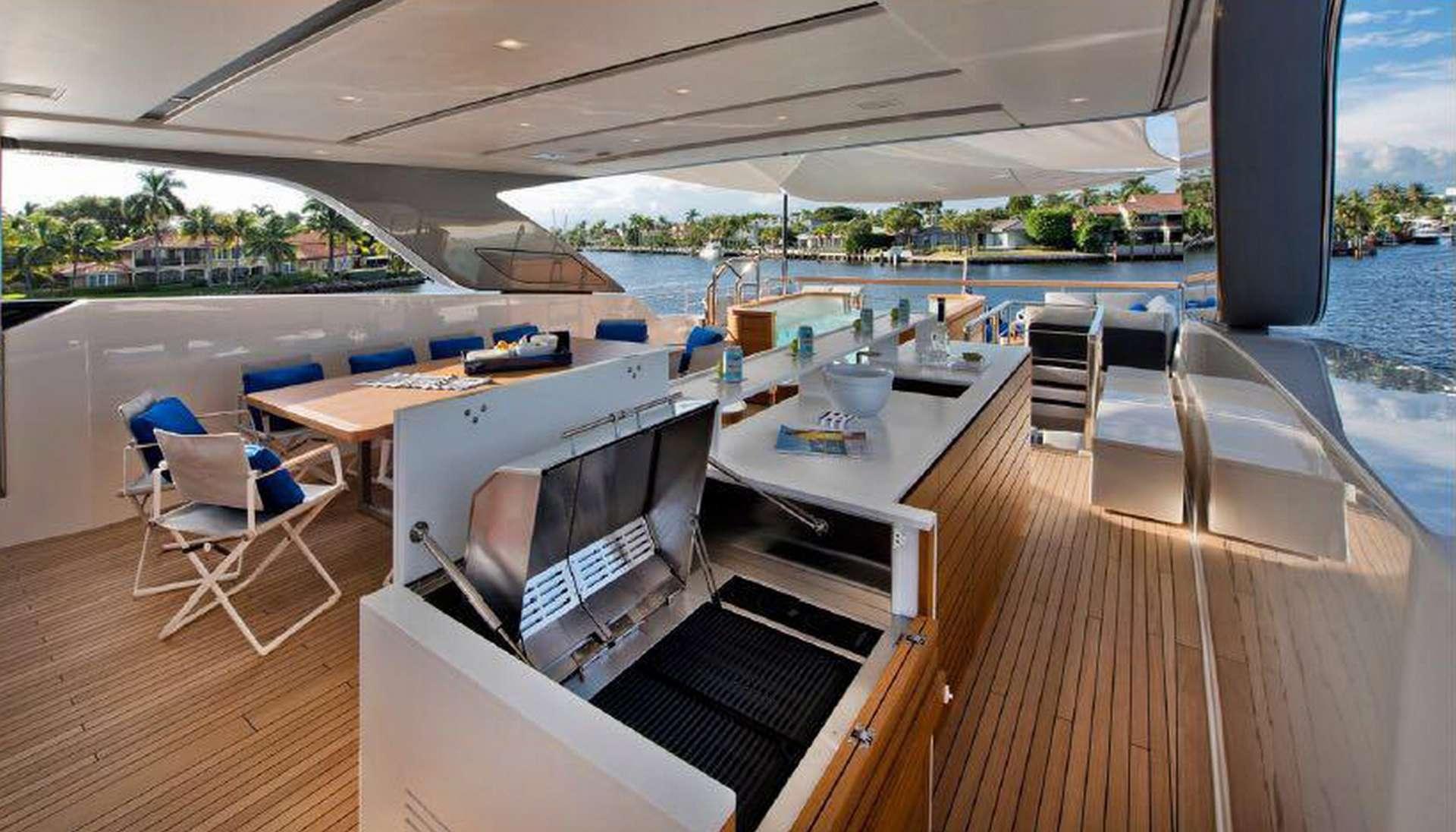Catamaran Charter Morning Star