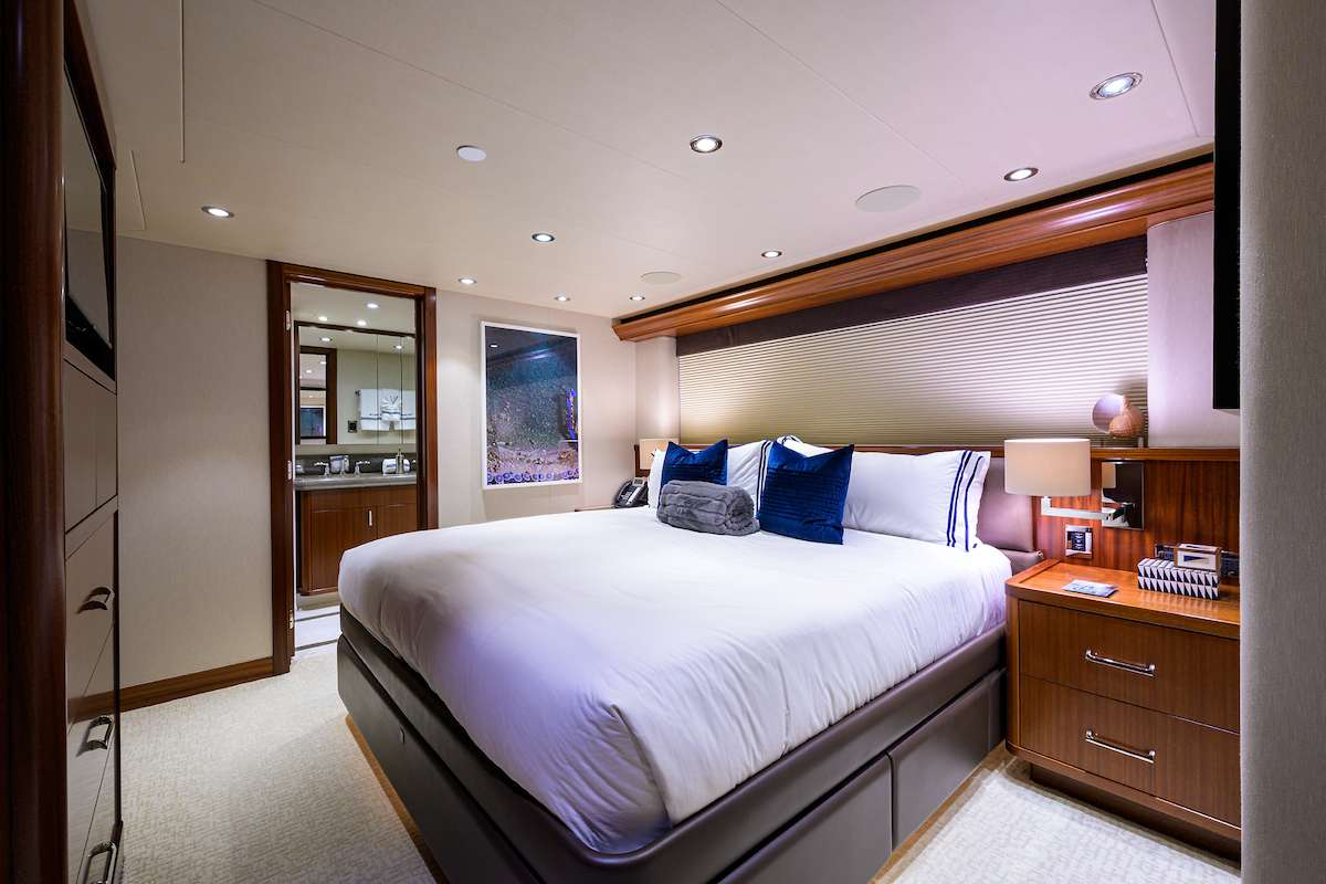 Twin Guest Stateroom Port