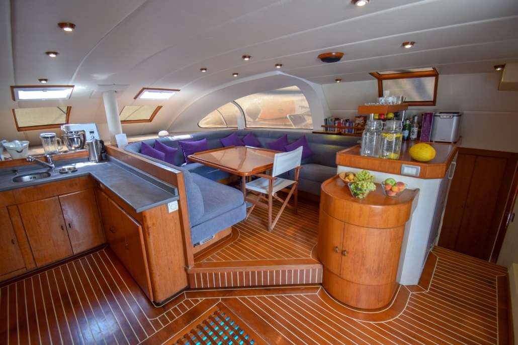 Catamaran Charter Luna-cat