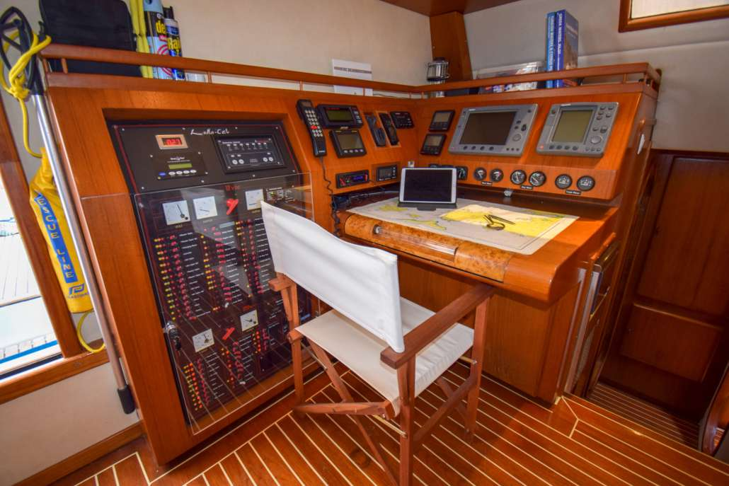 Sailing Yacht Luna-cat