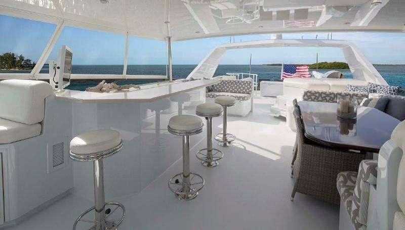 motor yacht ALTITUDE ADJUSTMENT 2