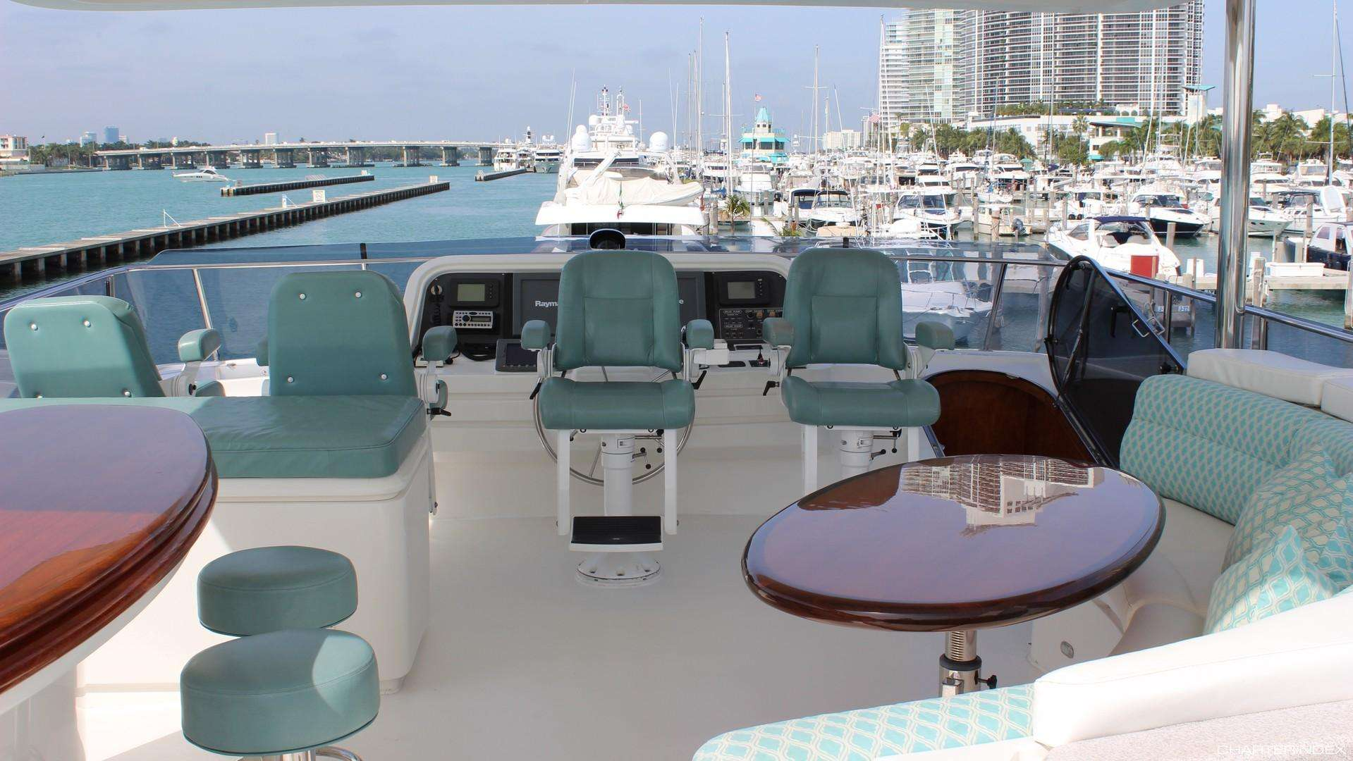 motor yacht THE PROGRAM