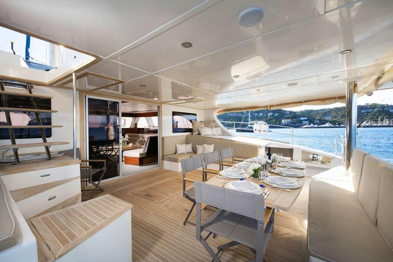 Sailing Yacht Free Spirit