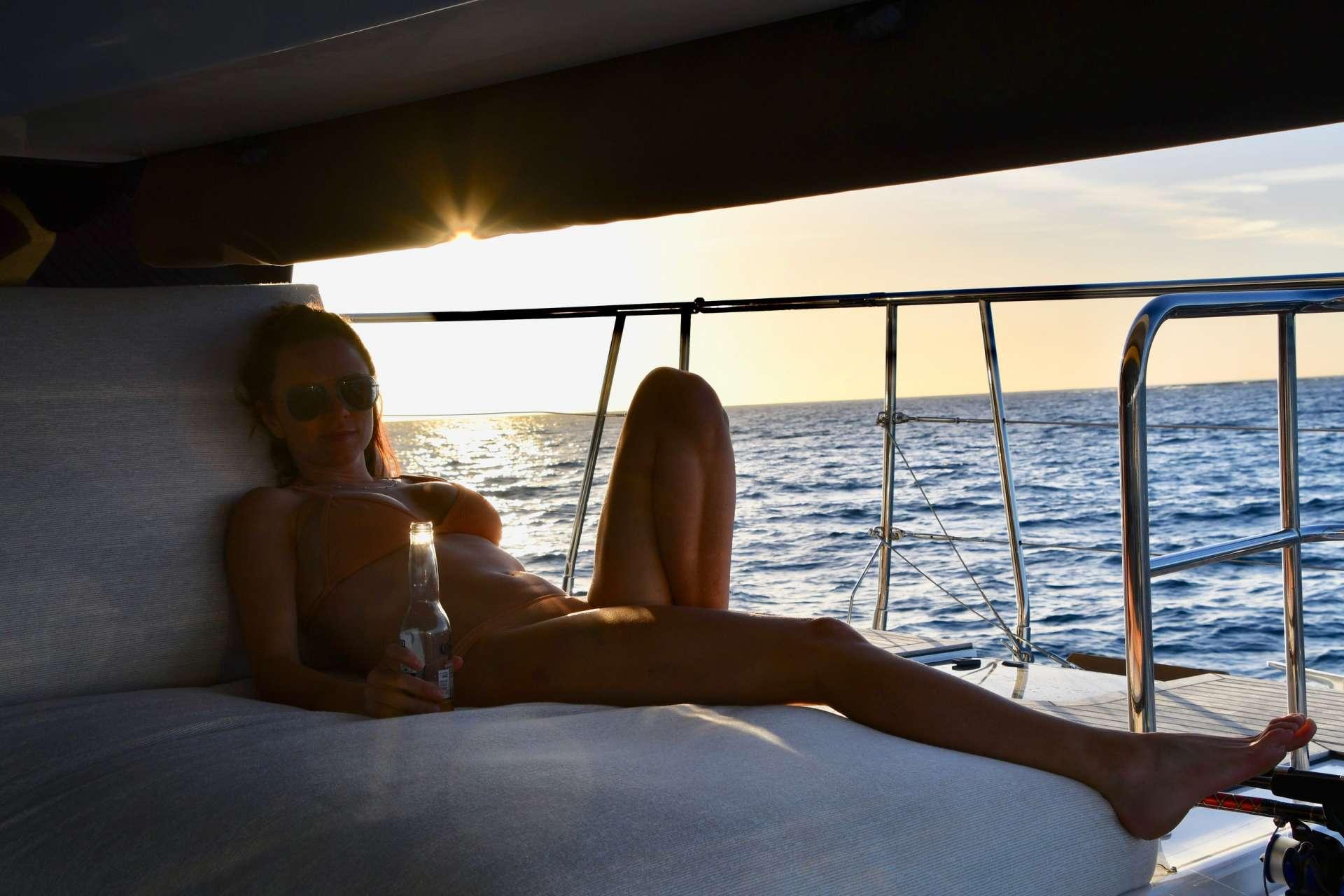 Long Monday Sailing