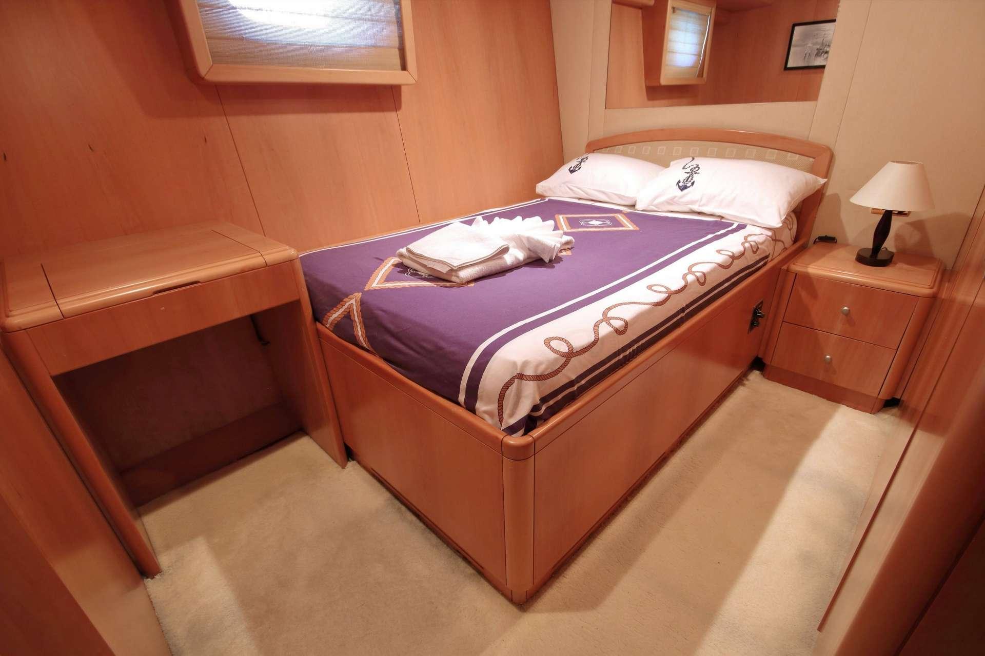 motor yacht THE FLING