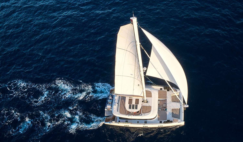 Catamaran Sinata (sunreef 60)