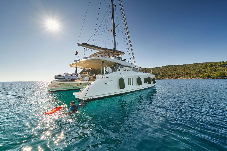 Sailing Yacht Sunreef 60