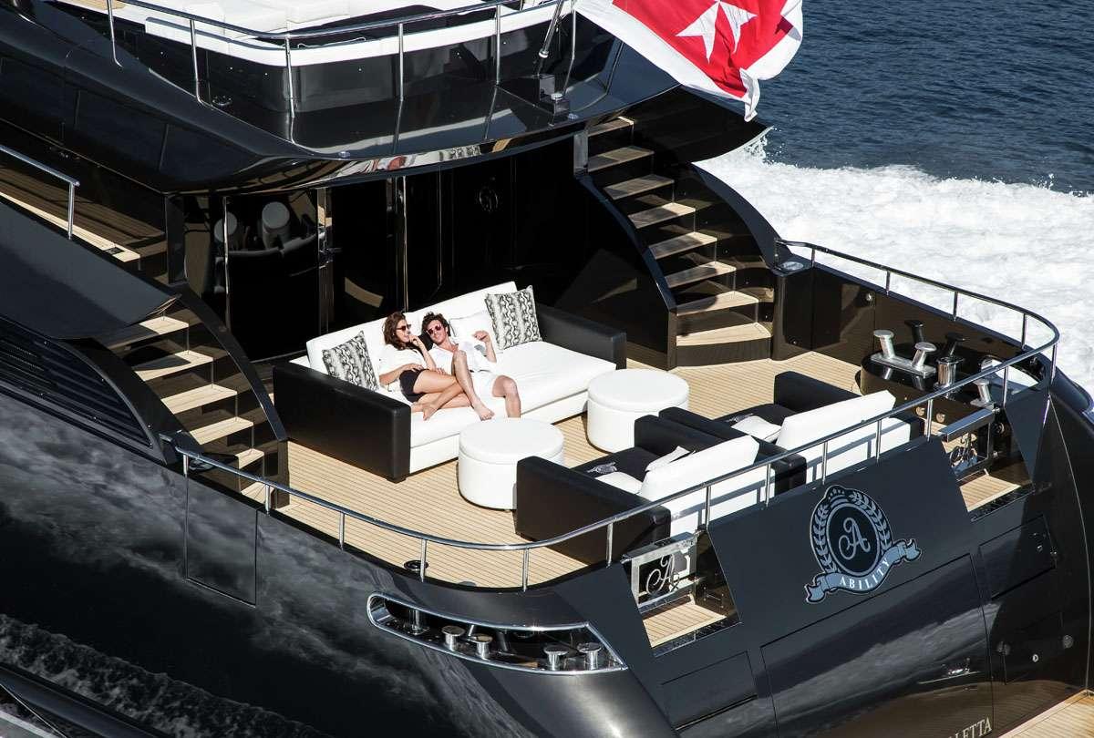 motor yacht ABILITY