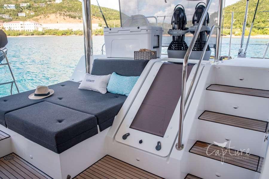 Yacht charter Grace