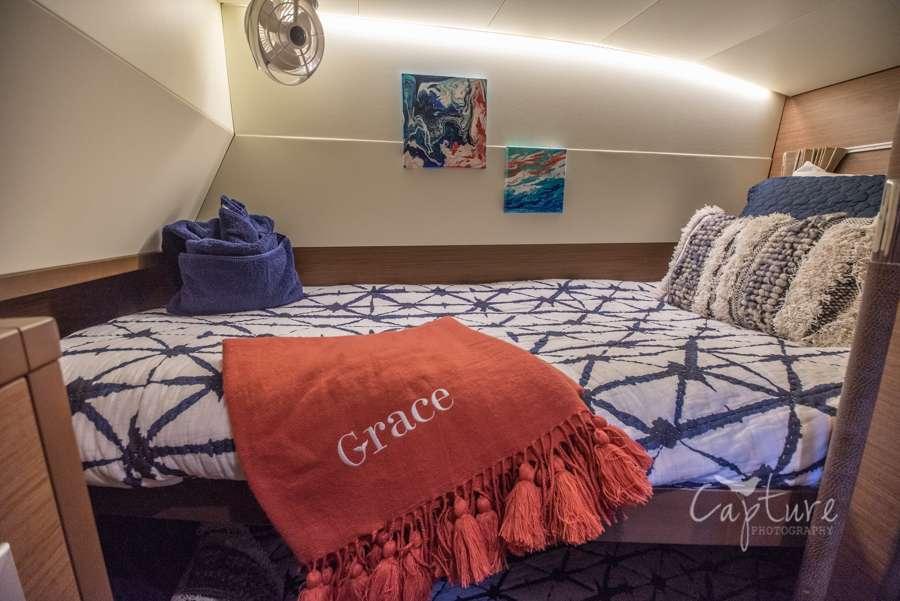 Catamaran Charter Grace