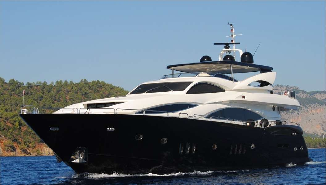 motor yacht EVOLUTION