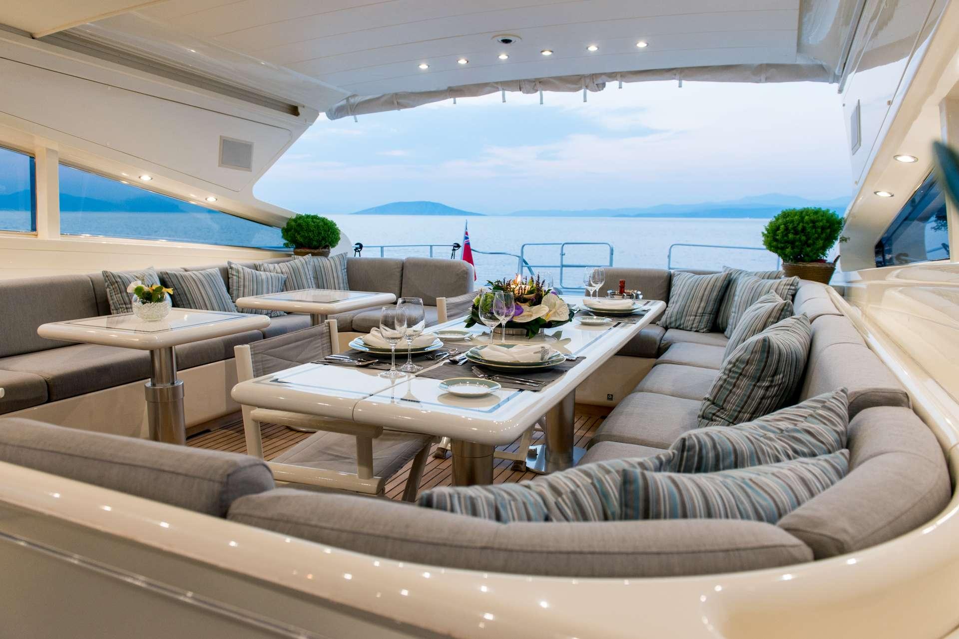 motor yacht ROMACHRIS II