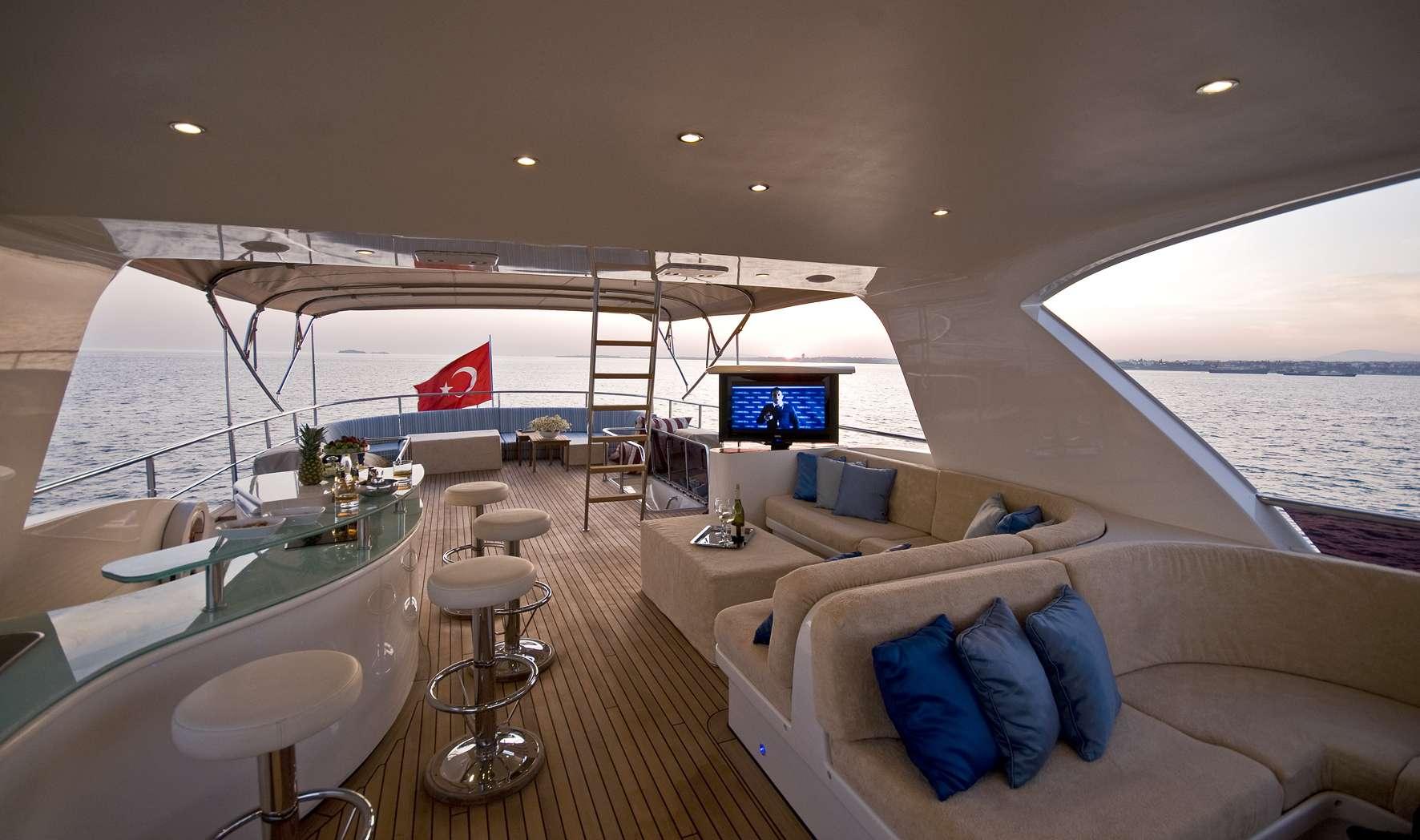 motor yacht AZMIM