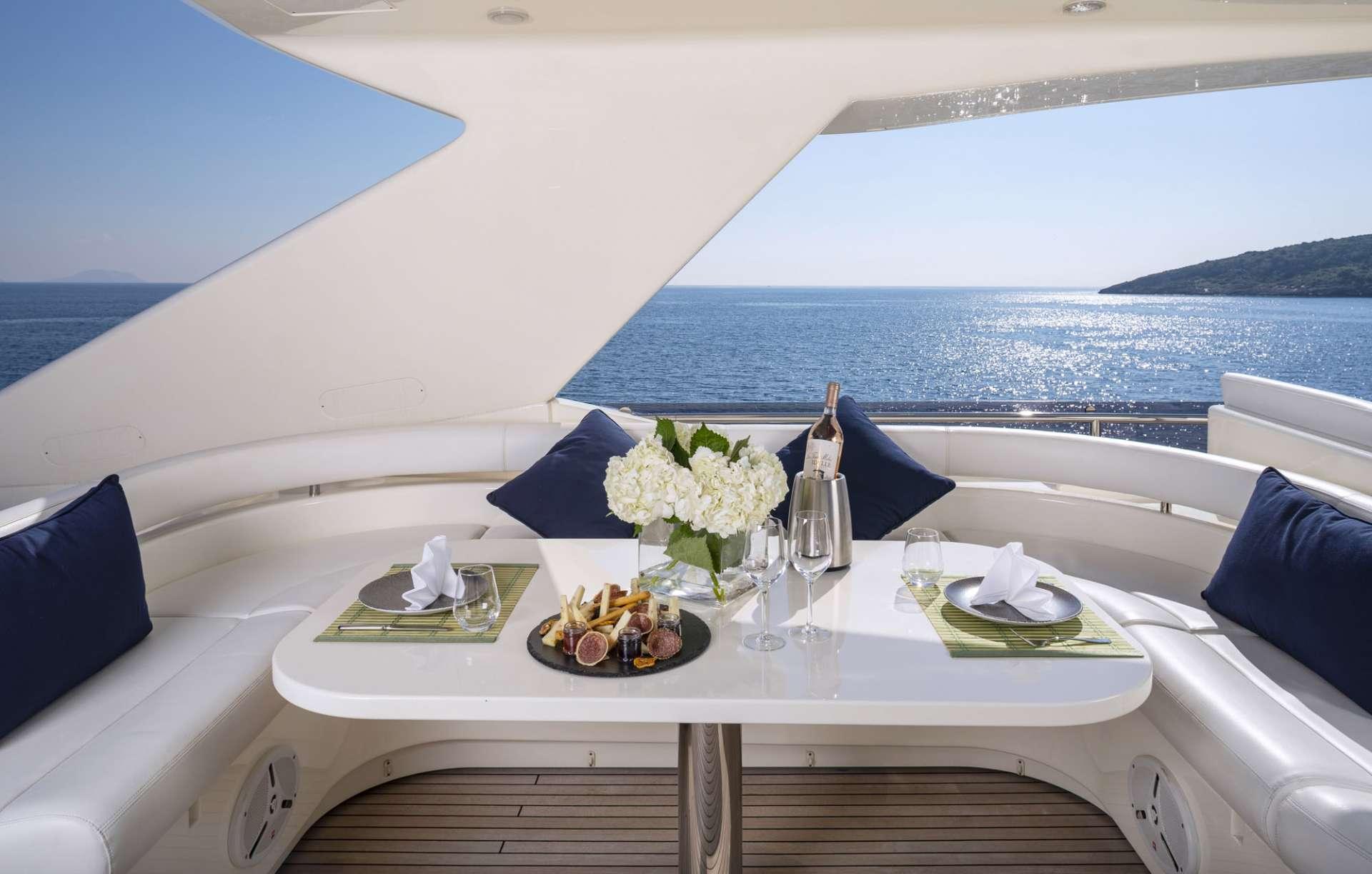 motor yacht ASTARTE