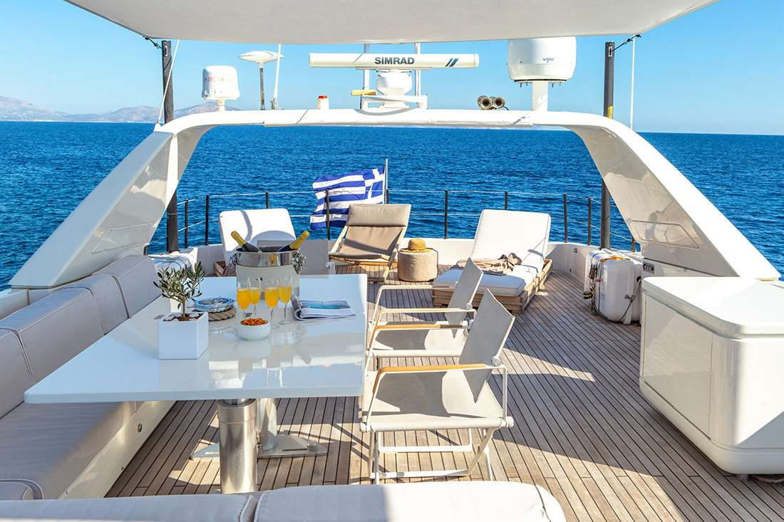 motor yacht THE BIRD