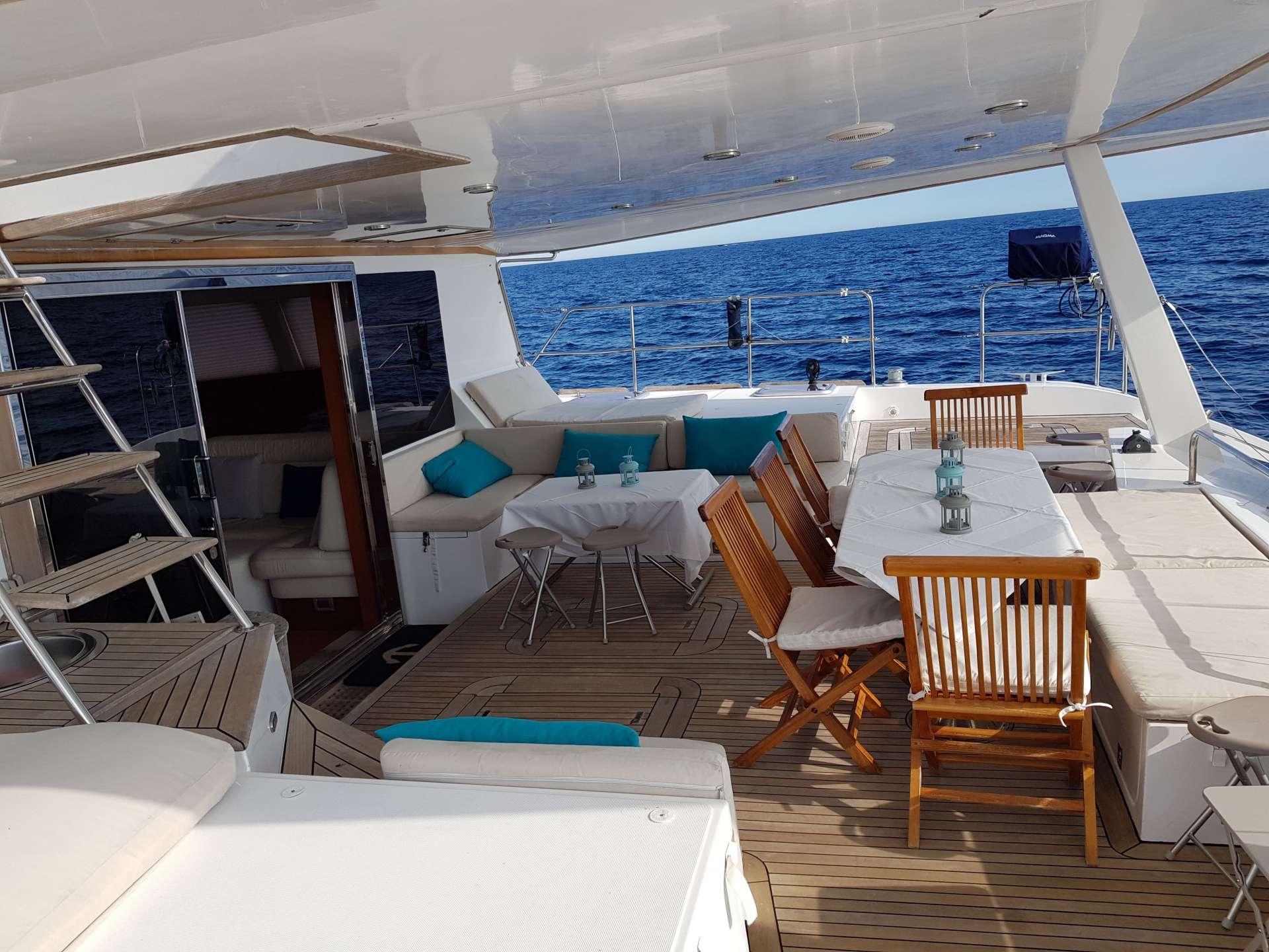 Catamaran Soon Come