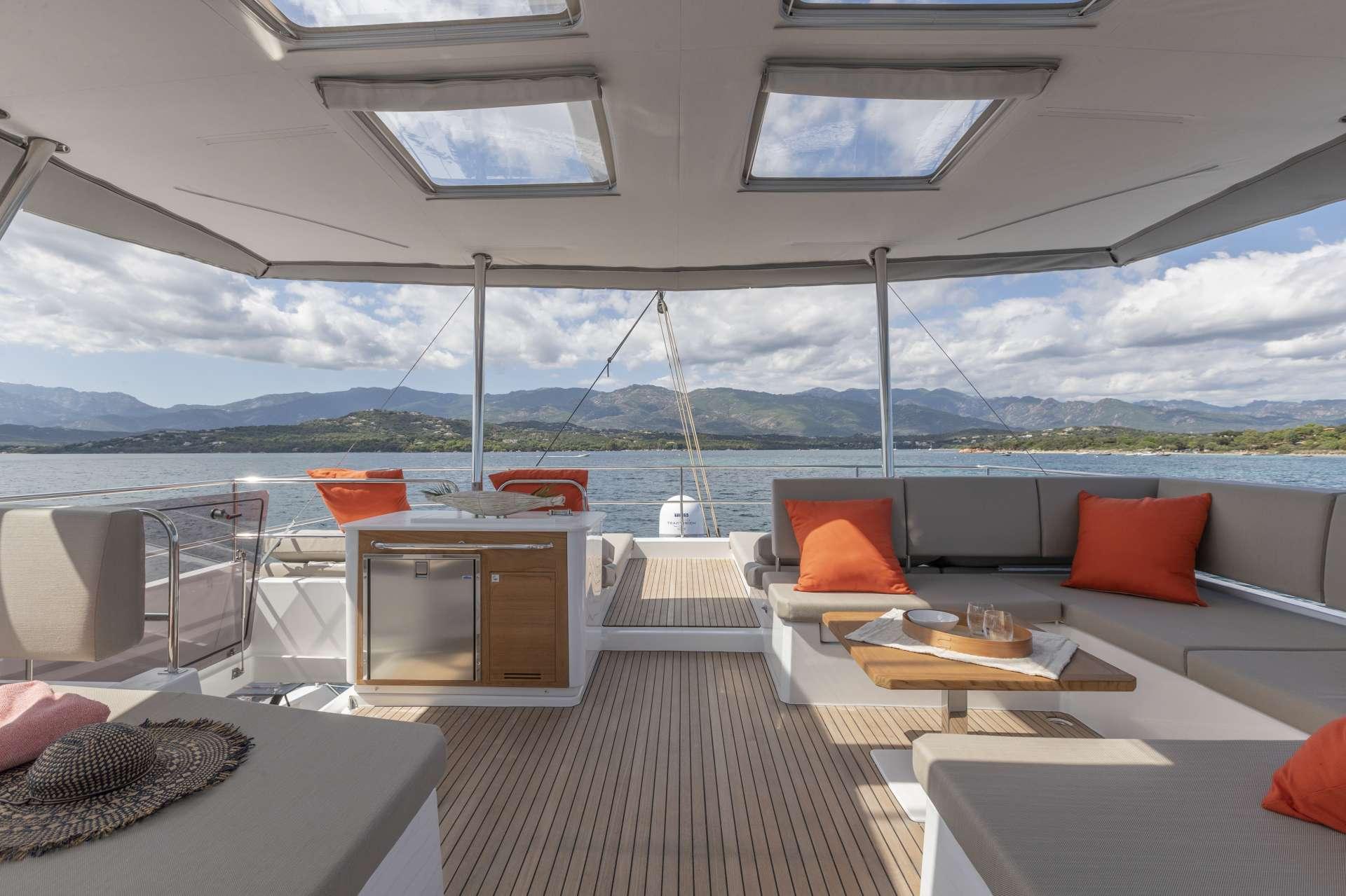 Sailing Yacht Serenissima