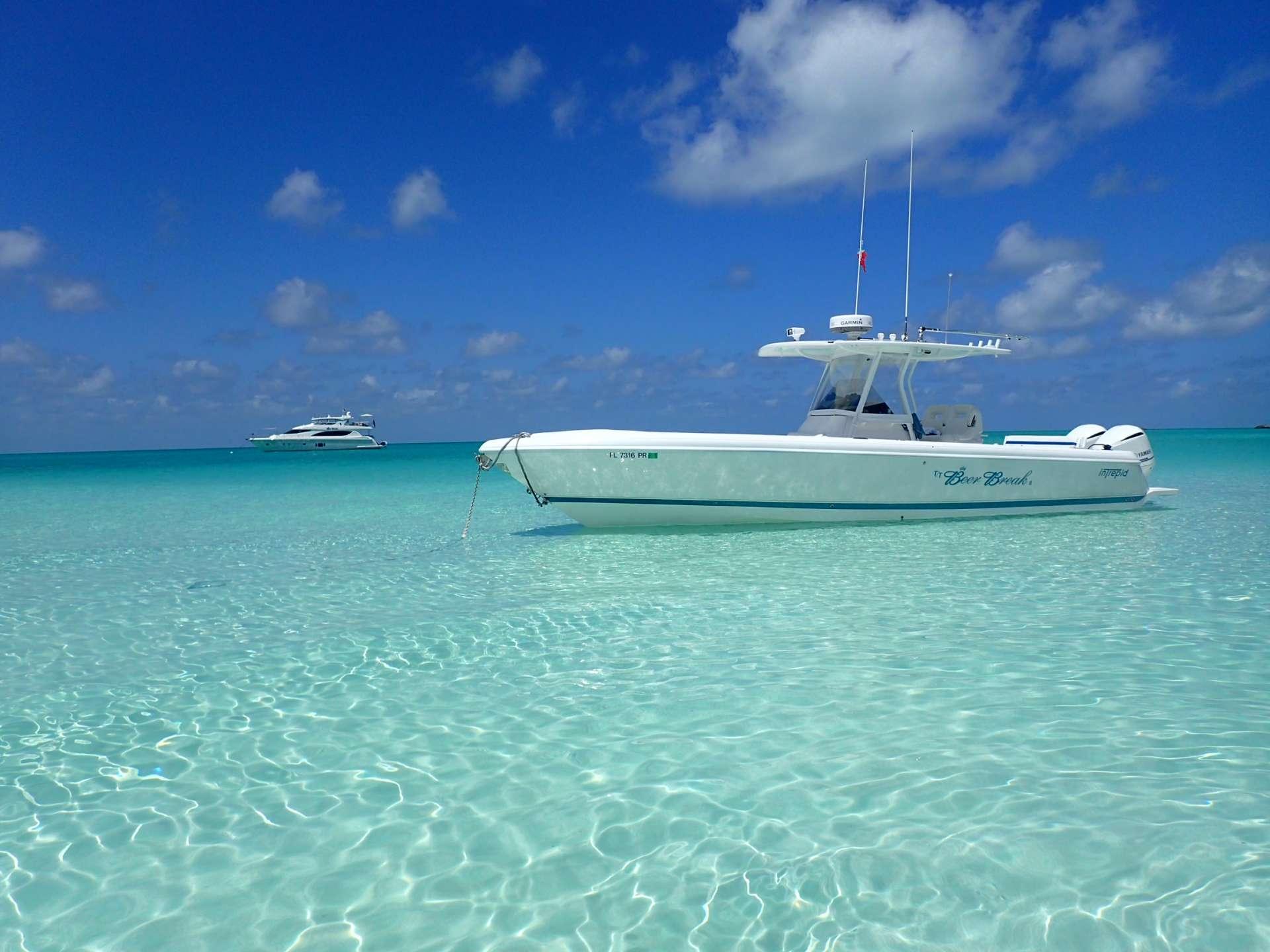 motor yacht BEER BREAK II