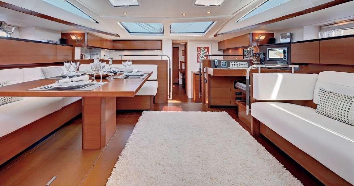 Anna Bolina - Crewed Sailing Yacht Charter - BoatsAtSea com