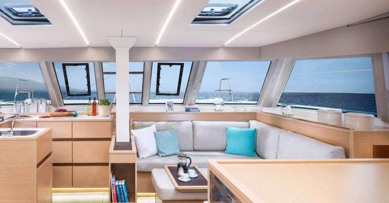 Yacht charter Calypso