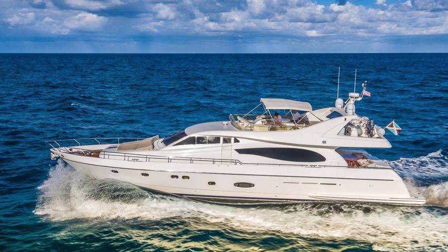 motor yacht 7 DAY WEEKEND