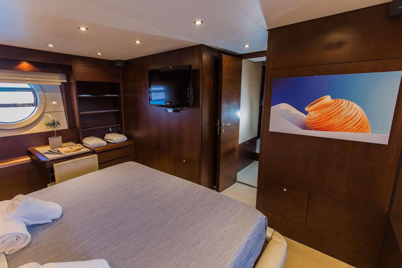 motor yacht ULISSE
