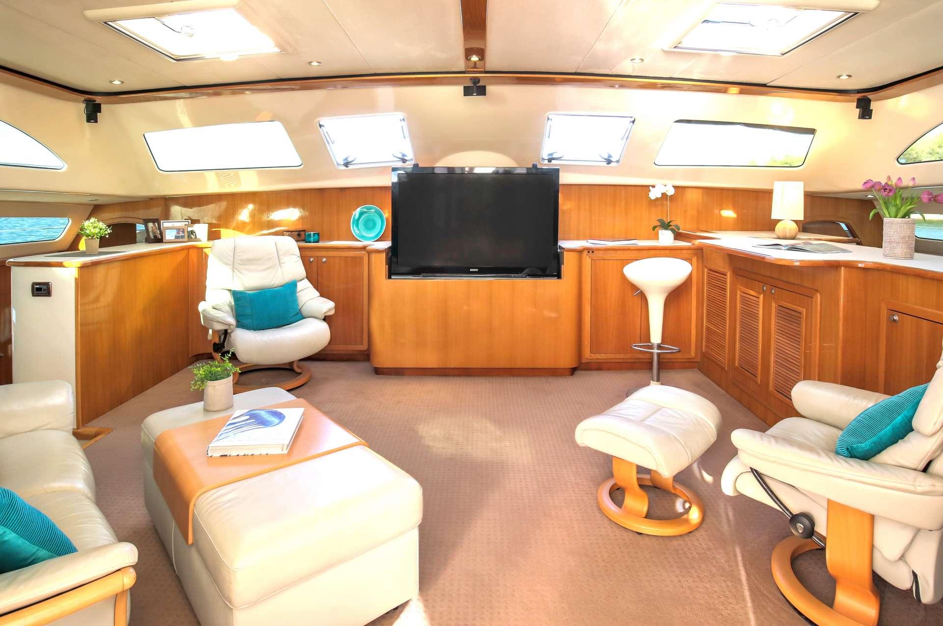 Catamaran Charter Phoenix Xi