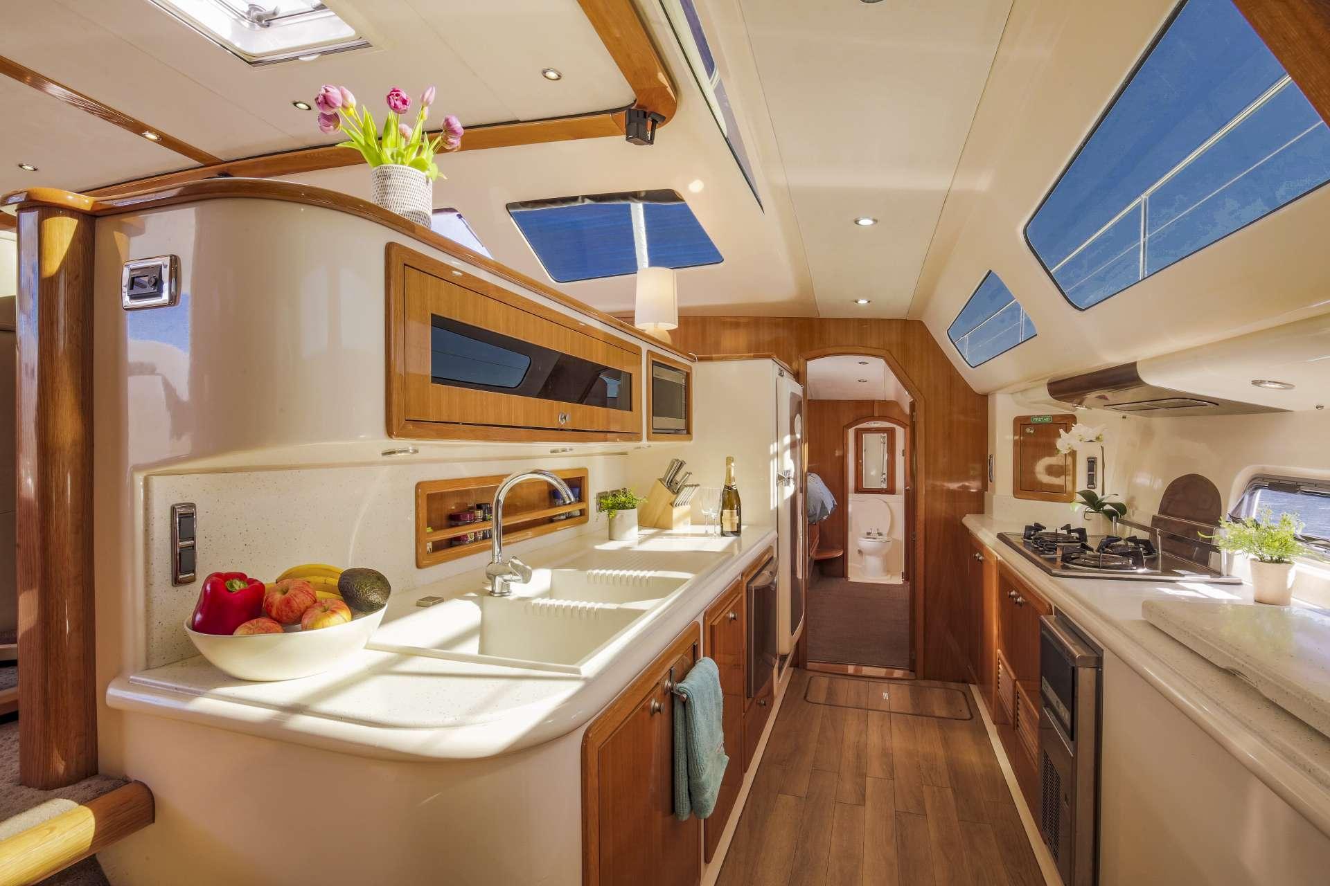 Sailing Yacht Phoenix Xi