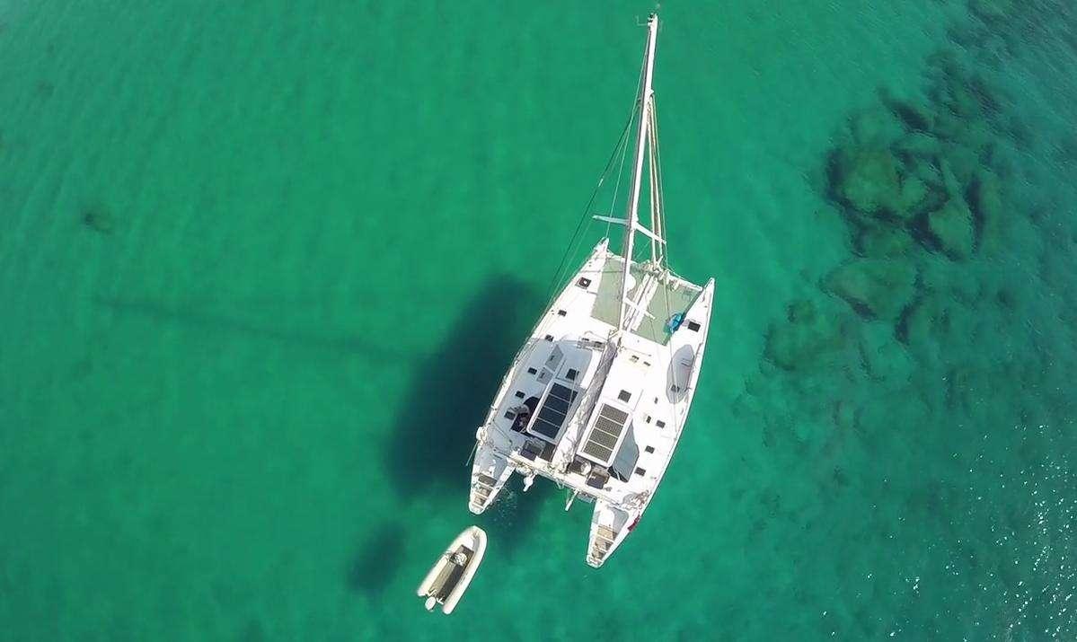 Yacht charter Uhuru