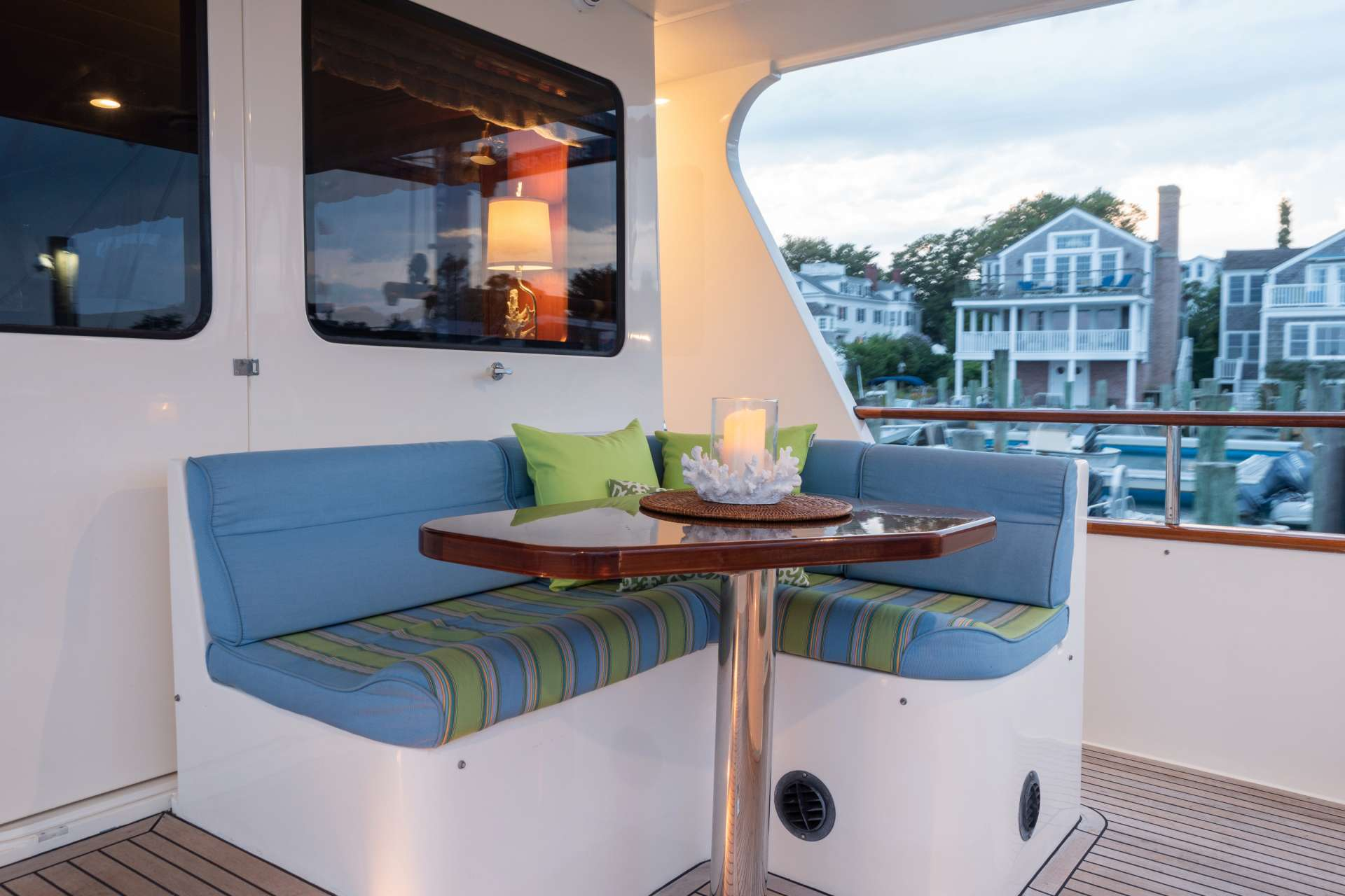 motor yacht HALCYON SEAS
