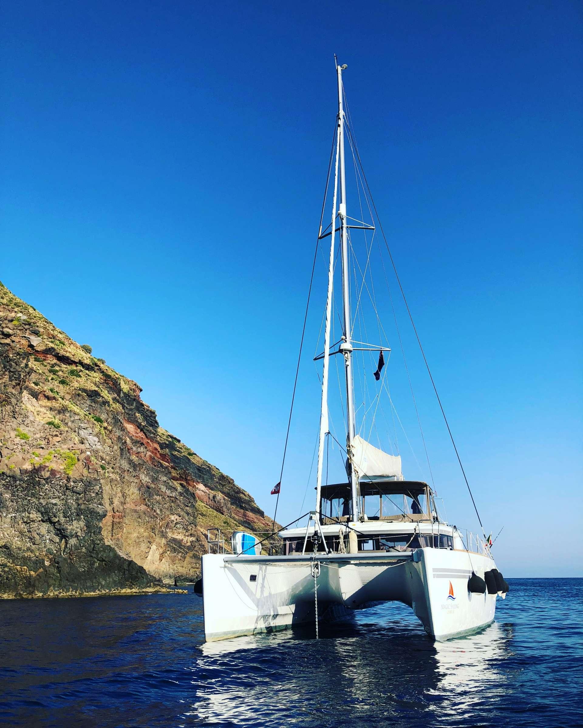 Catamaran Sunshine Of The Sea
