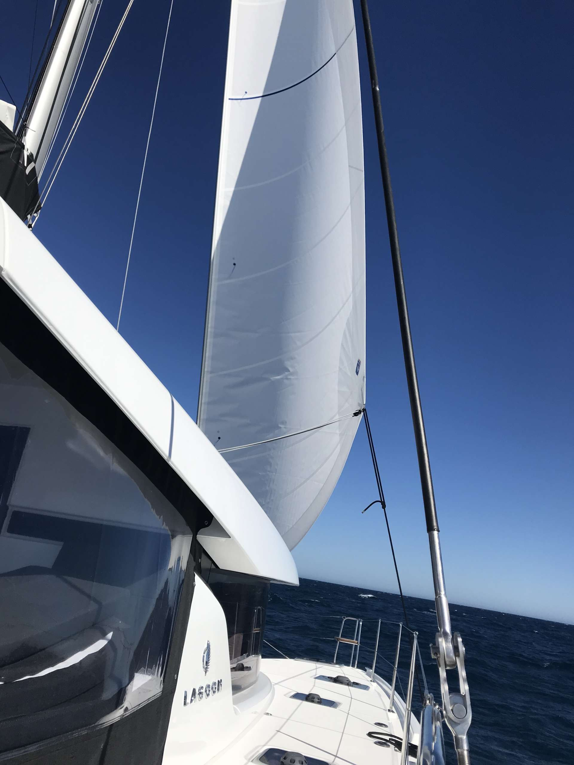 Sailing Yacht Sunrise
