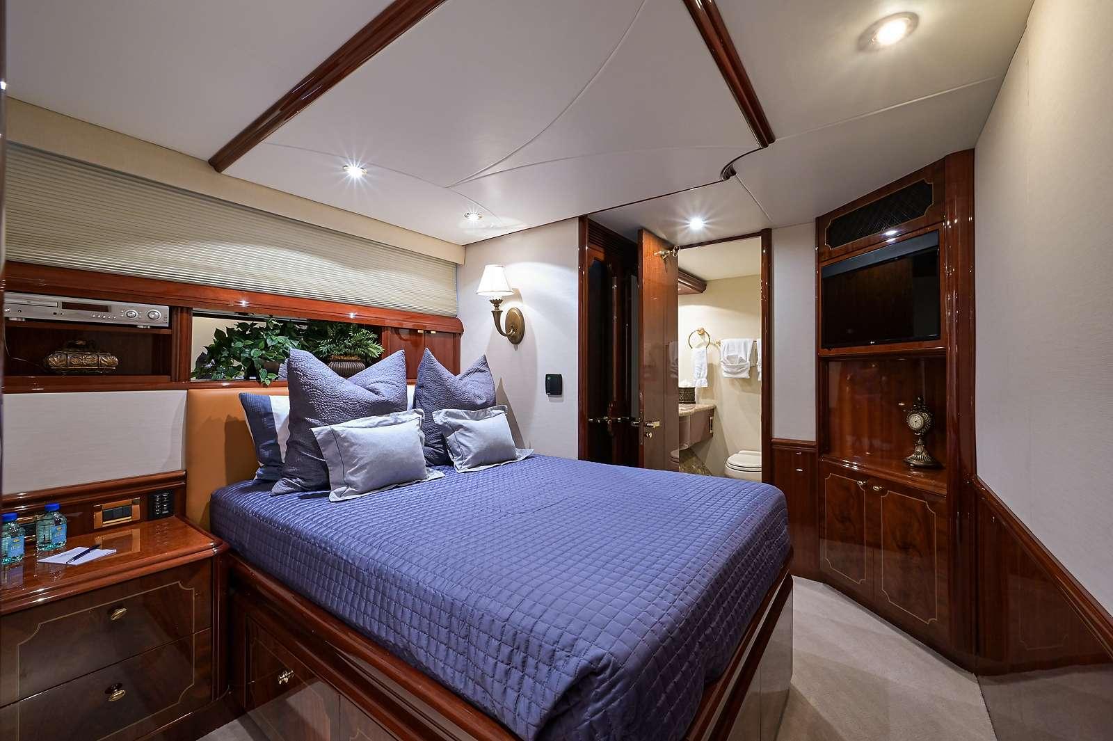 Queen Starboard Stateroom