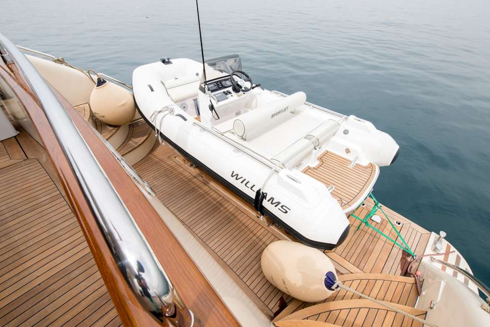 motor yacht STAR LINK