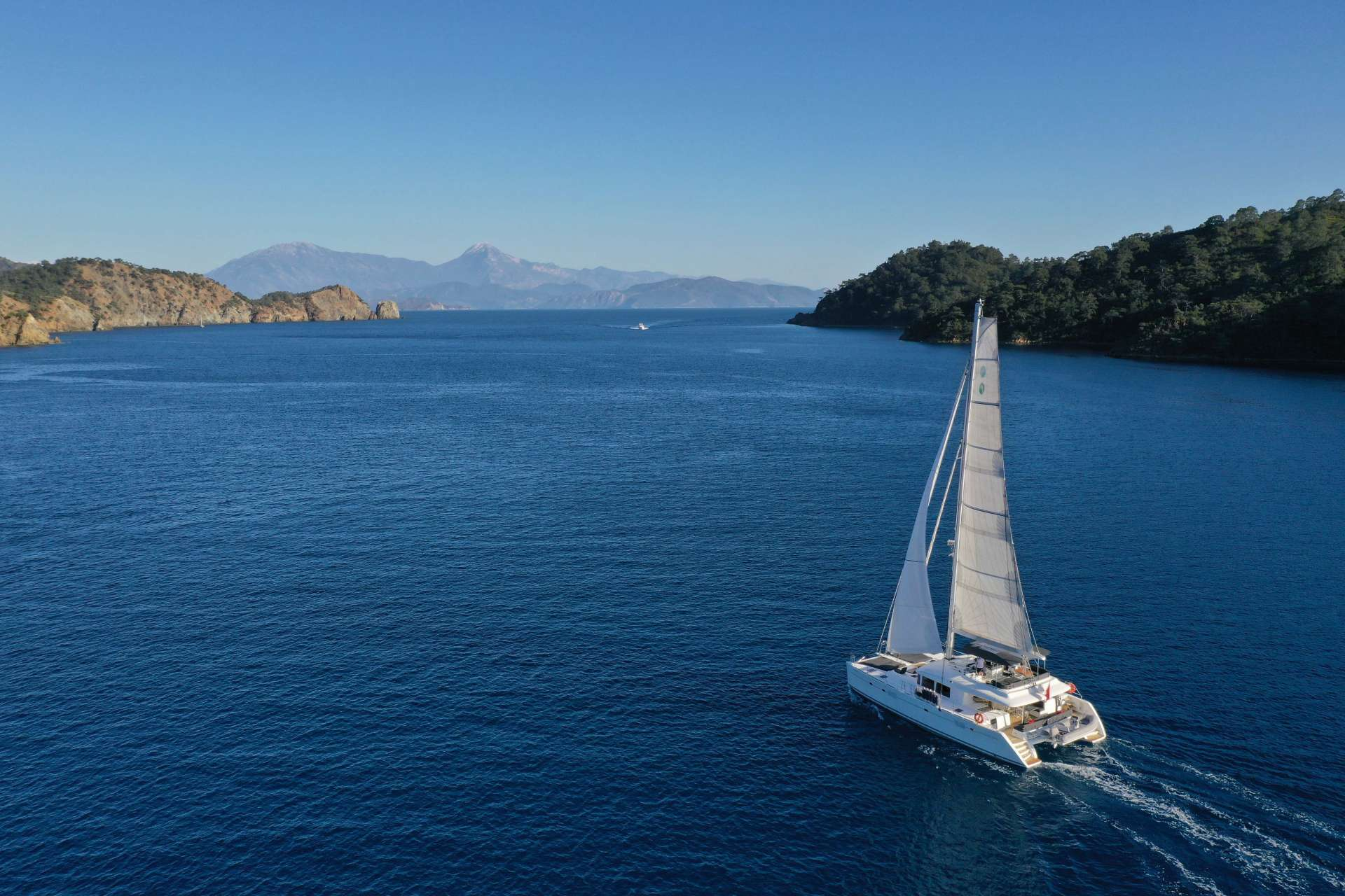 Catamaran Charter Subukos