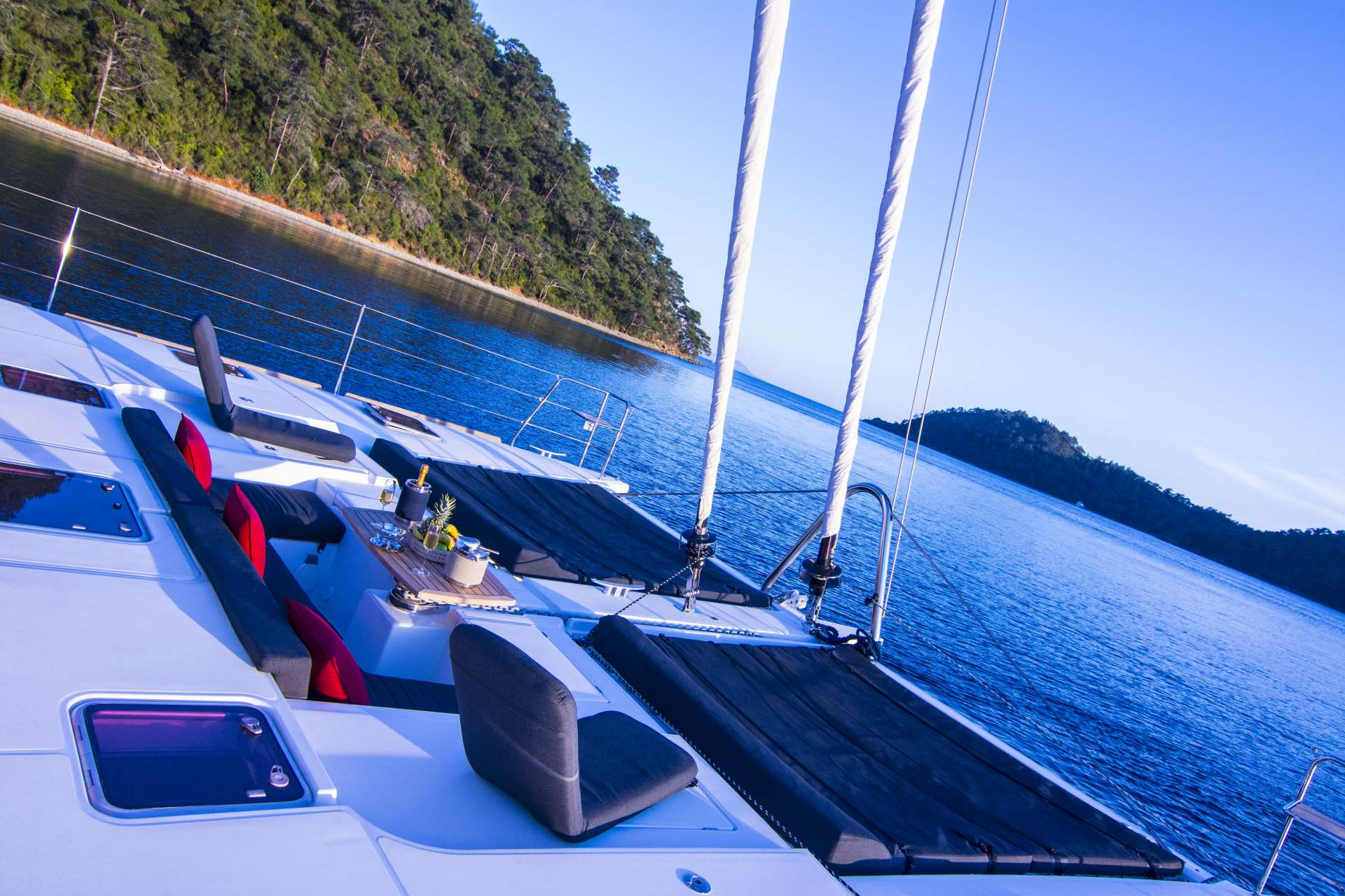 Sailing Yacht Subukos