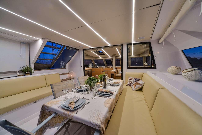 Yacht charter Odyssey