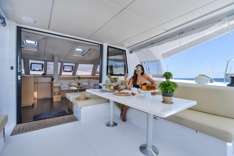 Sailing Yacht Odyssey