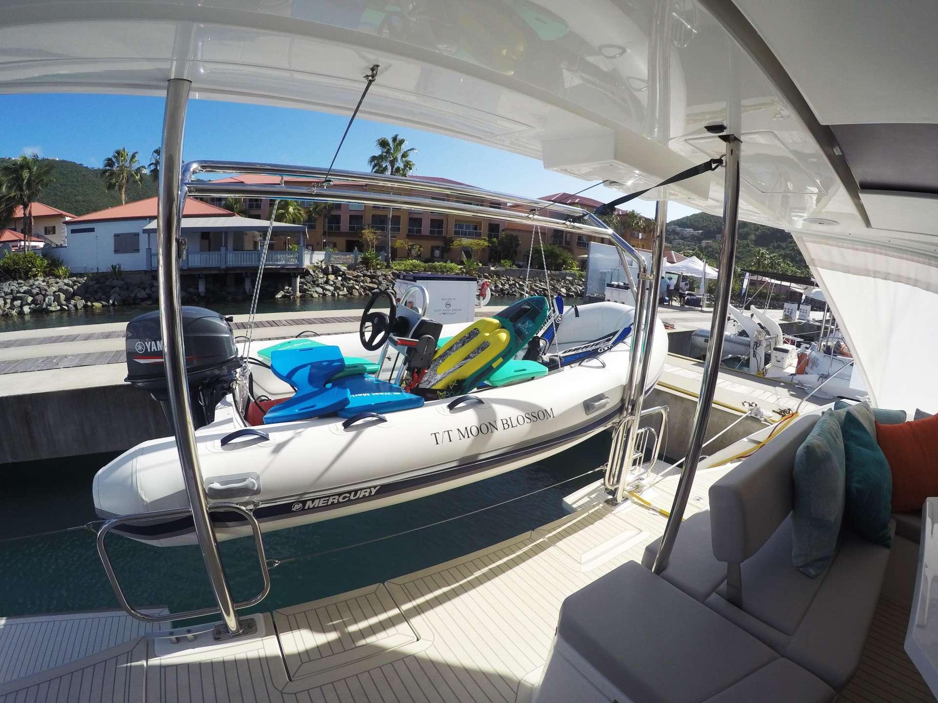 MOON BLOSSOM yacht image # 15