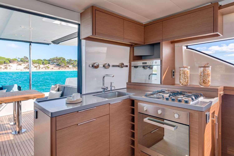 Catamaran Charter Croatia Cat 45
