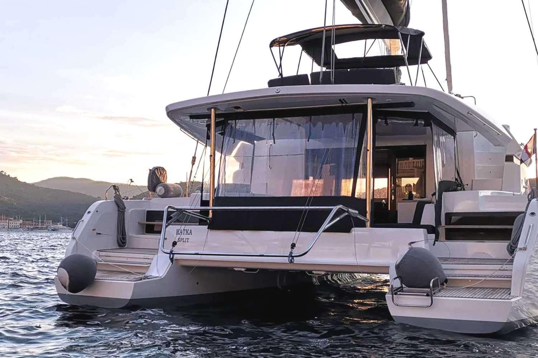 Sailing Yacht Croatia Cat 45